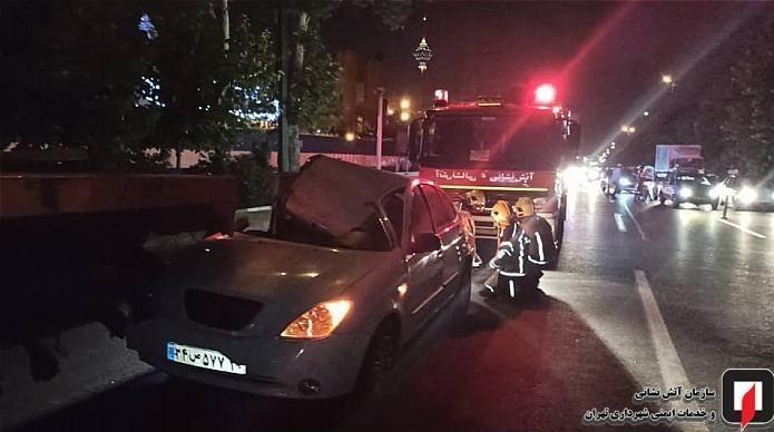 پلیس راهور   پلیس راهنمایی و رانندگی , حوادث , سازمان آتشنشانی تهران , آتشنشانی , اورژانس ,