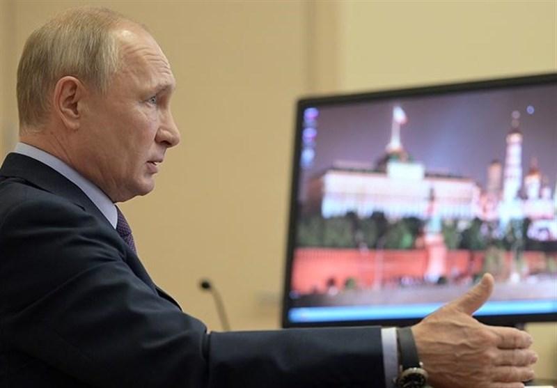 پوتین: وضعیت اقتصادی روسیه بعد از بحران کرونا بهبود یافته است