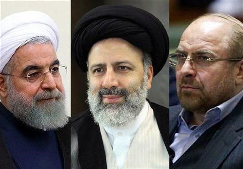المجلس الاعلى للتنسیق الاقتصادی یعقد بحضور رؤساء السلطات الثلاث