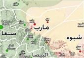 یمن؛ صوبہ مارب پر سعودی-اماراتی لڑاکا طیاروں کی بمباری