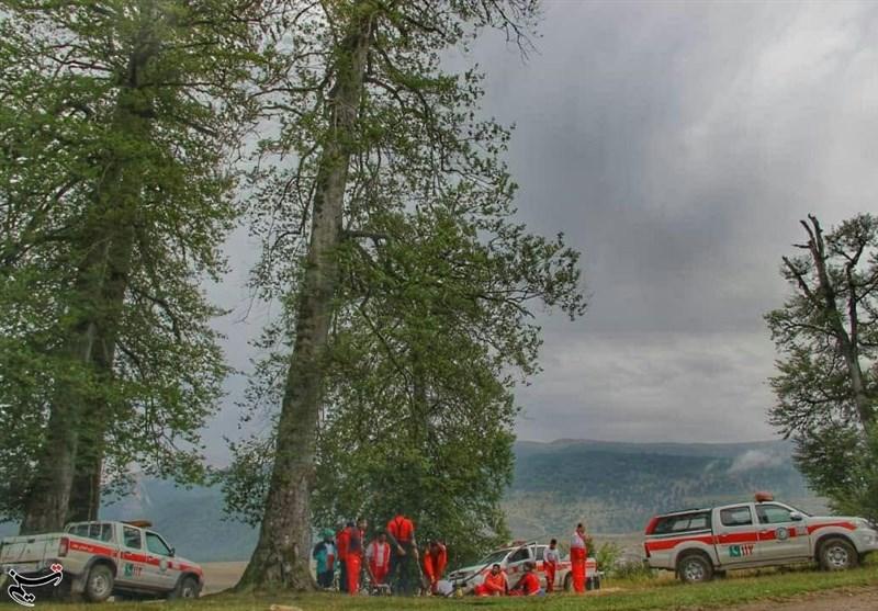 آخرین جزئیات عملیات جستجو برای یافتن دختر گمشده در ارتفاعات جهاننما؛ پهبادها و آفرودسواران هم دست به کار شدند+ تصاویر