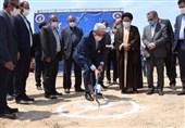 کلنگ بزرگترین تصفیه خانه فاضلاب کشور در جنوب تهران به زمین زده شد