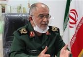 فرمانده سپاه امام صادق(ع): دستگاههای اجرایی بوشهر رسالت خود را در زمینه امر به معروف انجام دهند