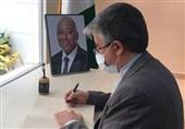 حضور دستیار ظریف در محل سفارت ساحل عاج