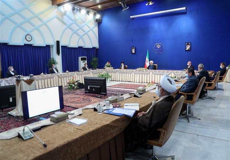 حسن روحانی , دولت دوازدهم جمهوری اسلامی ایران , محمدباقر قالیباف , سیدابراهیم رئیسی ,