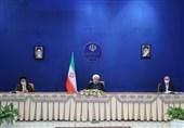 روحانی: دولت مصمم است برای رفع مشکلات مردم با همراهی دو قوه دیگر تلاش کند