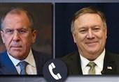 گفتوگوی تلفنی لاوروف و پامپئو درباره سوریه، لیبی و افغانستان