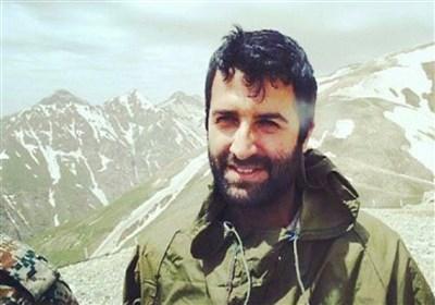 پیش گویی شهید مدافع حرم در مورد پیکرش