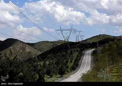 کوه پارک در ارتفاعات جنوبی مشهد