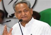 سروزیر ایالت راجستان: تلاش دولت هند برای ساقط کردن حکومت ایالتی بیشرمانه است
