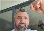 سلامتی مربی نواک جوکوویچ پس از ابتلایش به کرونا