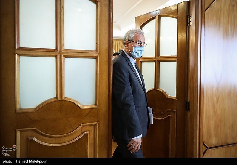 علی ربیعی سخنگوی دولت در نشست خبری