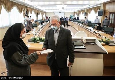 علی ربیعی سخنگوی دولت در پایان نشست خبری