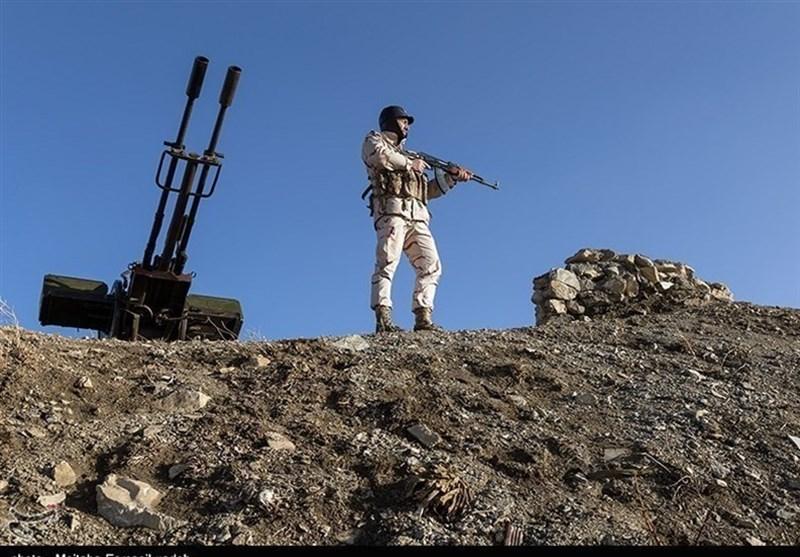 درگیری مرزبانان با اشرار مسلح ضدانقلاب در مریوان/ تلفات سنگین متجاوزان مرزی/ مرزبان هنگ مرزی به شهادت رسید+ عکس