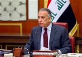 رئیس الوزراء العراقی یهنئ السید رئیسی بمناسبة فوزه بالانتخابات