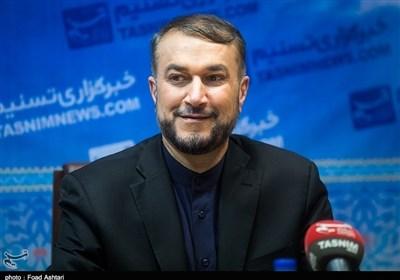 امیر عبداللهیان: نمایش ساختگی سازش امارات و بحرین هدف انتخاباتی دارد
