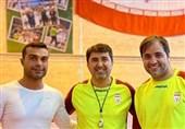 حضور مربی کیکبوکسینگ در اردوی تیم ملی فوتسال