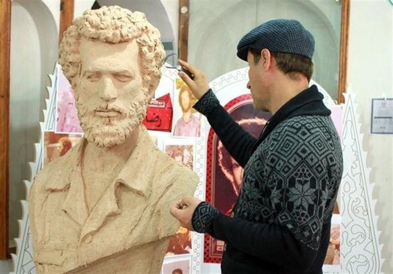 مجسمهسازی؛ رسانهای تأثیرگذار برای نمایش ازخودگذشتگیهای دفاع مقدس است