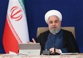 روحانی: میخواهیم از صادر کردن نفت خام فاصله بگیریم