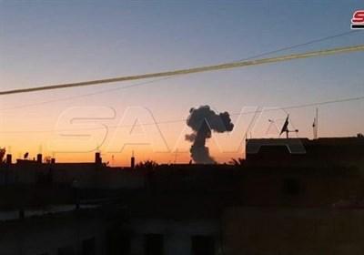 Huge Blasts Rock Militants' HQ, Arms Depot in Syria's Hasakah