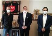 جلسه سرپرست باشگاه پرسپولیس با گلمحمدی و پیروانی