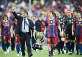 ادعای جنجالی لاپورتا در مورد انتخابات ریاست بارسلونا با اشاره به مسی