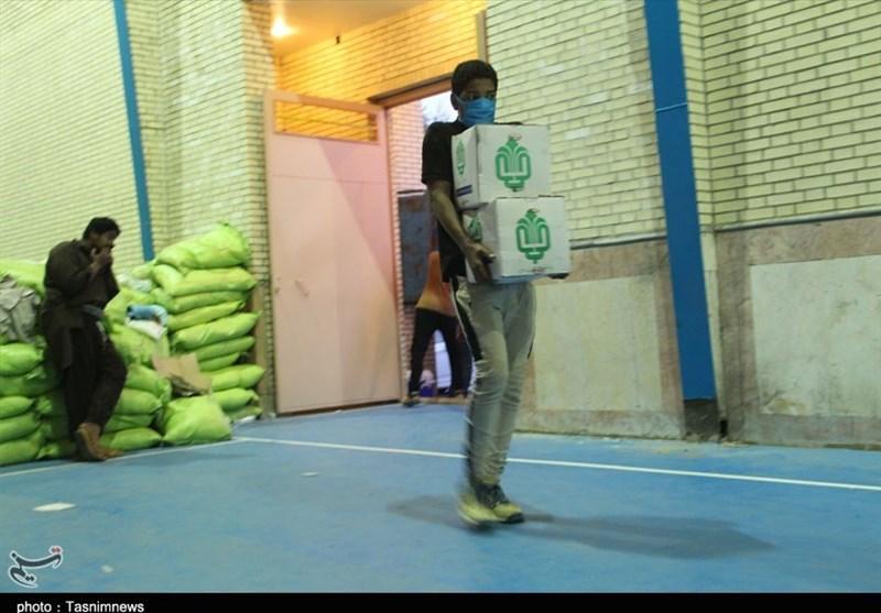 گزارش ویدیوئی  توزیع 10 هزار سبد غذایی اهدایی بنیاد مستضعفان به حاشیهنشینان چابهار