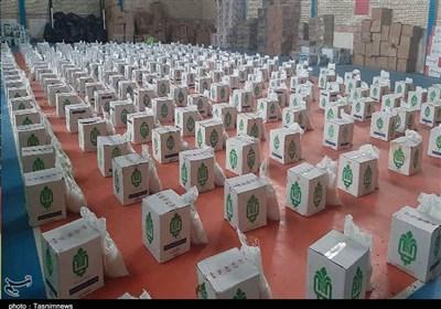 گزارش ویدئویی  همدلی بنیاد مستضعفان در سیستان و بلوچستان / توزیع سبد غذایی میان اقشار آسیبپذیر