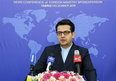 Iran Says Ready to Help Ease Tensions between Azerbaijan, Armenia