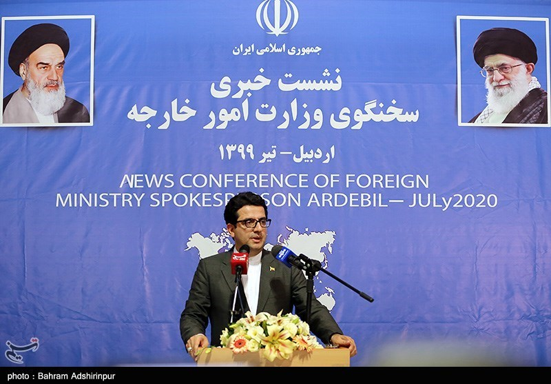 سخنگوی وزارت امور خارجه در پاسخ به تسنیم: تیمی برای پیگیری ترور شهید سلیمانی تشکیل شد