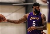 اظهارنظر جیمز پس از ثبت رکورد جدید در NBA
