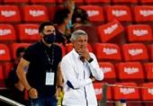 ستین: نمیدانم در لیگ قهرمانان روی نیمکت بارسلونا خواهم بود یا خیر!