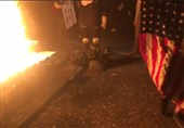 US Flag Burned in Short-Lived CHAZ-Style Protests in Portland (+Video)