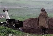 درگیری مرزی بین نیروهای جمهوری آذربایجان و ارمنستان