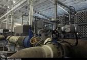 """عملیات راهاندازی پروژه آبشیرینکن """"هلیله"""" بوشهر با 100میلیارد ریال سرمایهگذاری آغاز شد"""