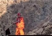 کاهش بارندگی شرایط برای آتش سوزی مراتع در البرز را تسهیل کرد/ شناسایی نقاط حادثه خیز حریق در جنگلها