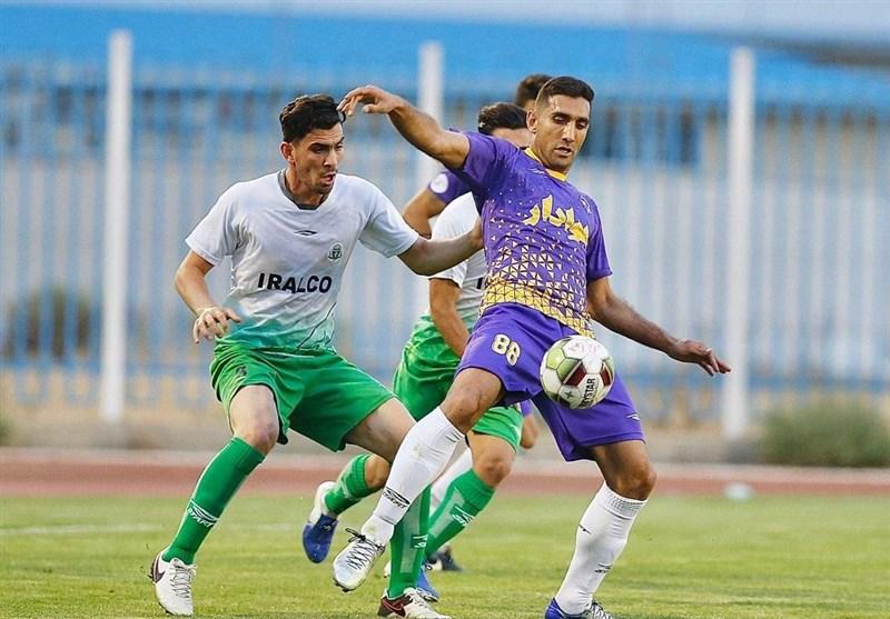 لیگ دسته اول فوتبال| پیروزی سخت مس رفسنجان مقابل فجرسپاسی/ شاگردان ربیعی در یکقدمی صعود به لیگ برتر