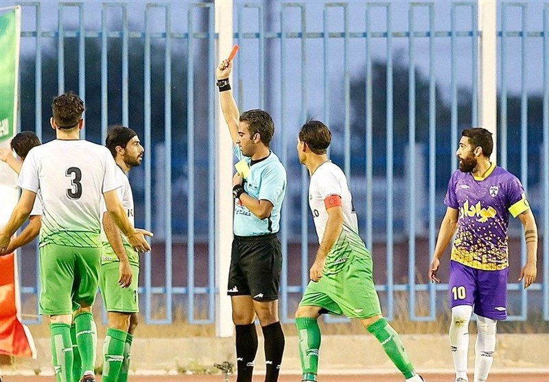 اسامی داوران هفته سیویکم لیگ دسته اول فوتبال اعلام شد