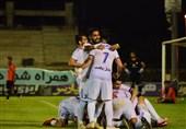 لیگ دسته اول فوتبال  پیروزی مدعیان در شب شکست صدرنشین/ ملوان با شکست پُرگل علم و ادب، موقتاً از منطقه خطر خارج شد