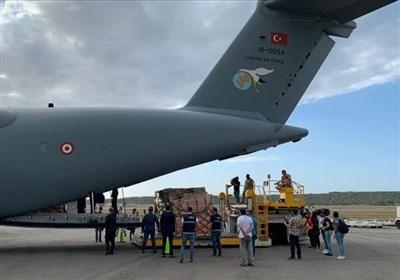 ارسال کمکهای پزشکی ترکیه به ونزوئلا