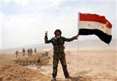 سوریه|عملیات ارتش علیه تروریستهای داعشی در صحرا