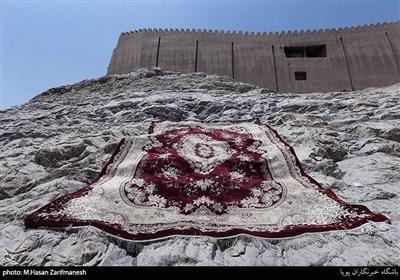 تفریحات پرخطر در چشمه علی