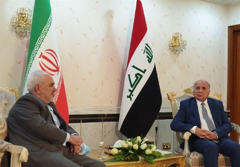 وزیر الخارجیة الإیرانی یلتقی نظیره العراقی فی بغداد الأخبار الشرق الأوسط وکالة تسنیم الدولیة للأنباء