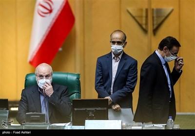محمدباقر قالیباف رییس مجلس شورای اسلامی