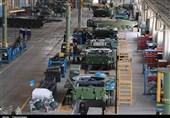 خط بهینهسازی تانکهای نیروهای مسلح افتتاح شد/ ارتقا تانکهای ایرانی به استاندارد تانک T-90