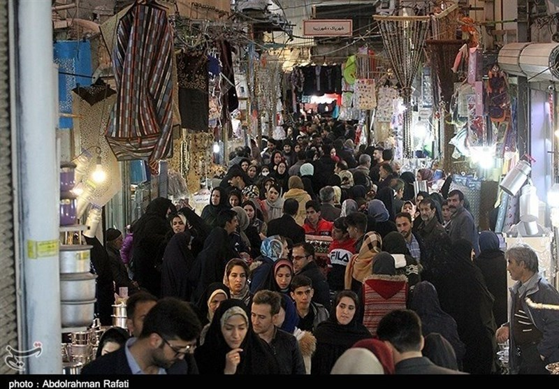 بازار همدان تعطیل نمیشود