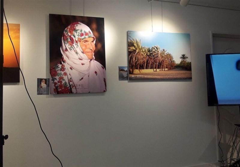 نمایشگاه عکس بیابان جهانی لوت در بیرجند راهاندازی شد