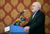 ظریف: آمریکا از روی استیصال موضع دبیرکل شورای همکاری خلیج فارس را اجماع منطقهای مینامد