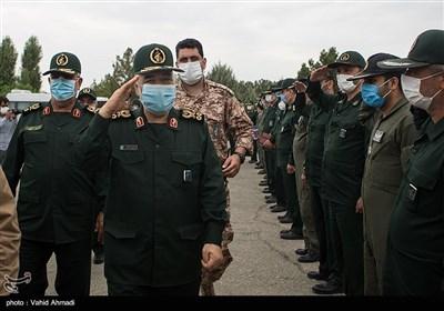 سرلشکر سلامی: سپاه با وجود تحریمها اجازه توقف هیچ طرحی را نمیدهد / مانند جنگهای گذشته بر دشمن غلبه خواهیم کرد