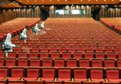 گزارش چراغ سینماهای ارومیه خاموش شد/ سایه سنگین کرونا بر پرده نقرهای
